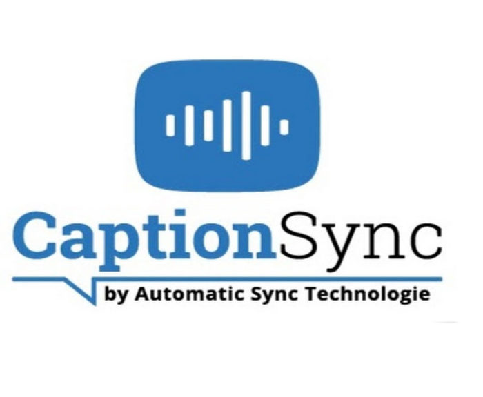CaptionSync Logo